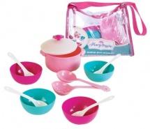 Набор для готовки Mary Poppins Зайка в сумочке 12 предметов