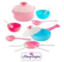 Набор для готовки Mary Poppins Зайка в сетке 16 предметов