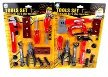 Набор инструментов 11 предметов, в ассортименте