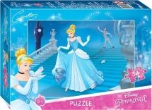 Пазл StepPuzzle Disney Золушка 54 элемента