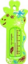 "Термометр Пома ""Жираф"" для ванной, зеленый"