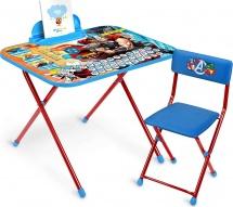Набор мебели Ника Marvel Мстители Тор Д5А