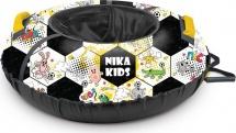 Тюбинг Ника Круговой дизайн ТБ3К-85 Футбольный мяч