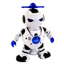 Робот Танцор, световые и звуковые эффекты