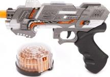 Бластер S+S Toys Галактический со световыми и звуковыми эффектами