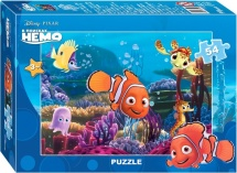 Пазл StepPuzzle Disney В поисках Немо 54 элемента