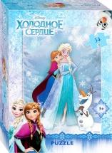 Пазл StepPuzzle Disney Холодное сердце 54 элемента