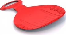 Ледянка Нордпласт фигурная, красный