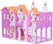 Домик для кукол Замок Джульетта с мебелью