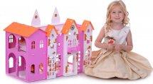Домик для кукол Замок Джульетты с мебелью