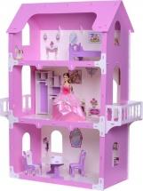 Домик для кукол Коттедж Екатерина с мебелью