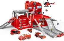 Парковка DIY Пожарная станция
