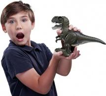 Робо-Тираннозавр ZURU, зеленый