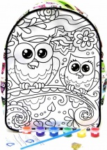 Рюкзак DankoToys My Color BagPack Сова