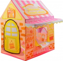 Палатка Французская кондитерская с игрушечным звонком