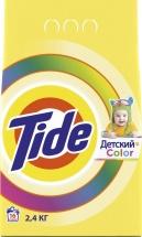 Стиральный порошок Tide Детский Color 2,4 кг