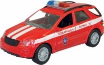 Модель машины AutoTime Germany Allroad Пожарная охрана 1:36