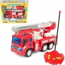 Пожарный подъемник Drift на р/у световые эффекты