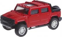 Модель машины AutoTime USA Heavy Allroad 1:36, красный