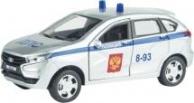 Машинка AutoTime LADA Xray ДПС