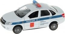 Машинка AutoTime Lada Granta Полиция
