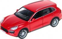 Модель машины AutoTime Porsche Cayenne Turbo 4 1:43, красный