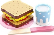 Игровой набор Mapacha Сэндвич