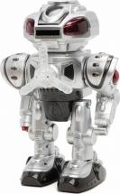 Робот Серебряный странник со световыми и звуковыми эффектами