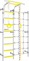 Шведская стенка Romana Karusel S3, белый прованс