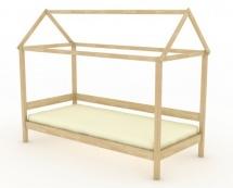 Кровать-домик Березка 3.1