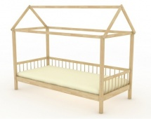 Кровать-домик Березка 9