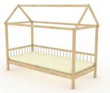 Кровать-домик Березка 9.1