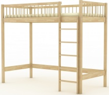 Кровать-чердак Березка 11