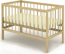 Кровать Березка для новорожденных