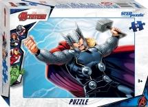 Пазлы Steppuzzle Marvel 2 Тор 54 элемента