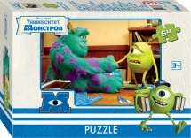 Пазл StepPuzzle Disney Университет Монстров 54 элемента