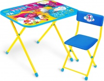 Набор мебели Ника Dreamworks Тролли К75-Т