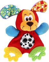 Игрушка-прорезыватель Playgro Щенок мягкая