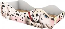 Кровать-зверюшка Далматинец Найк