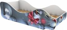 Кровать-зверюшка Кошка Мурка