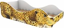 Кровать-зверюшка Леопард Пятныш
