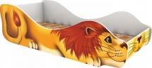 Кровать-зверюшка Львенок Кинг