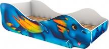 Кровать-зверюшка Дракоша Огнедыш