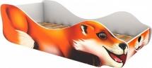 Кровать-зверюшка Лиса Фокси
