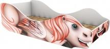 Кровать-зверюшка Пегас Флай