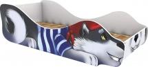 Кровать-зверюшка Волчонок Пират