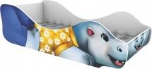 Кровать-зверюшка Бегемот Мотя