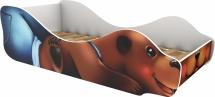 Кровать-зверюшка Мишка Топтыгин