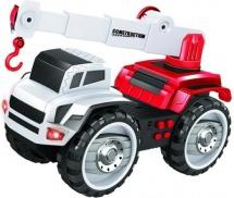 Автокран Handers Большие колеса световые и звуковые эффекты