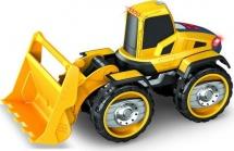 Бульдозер Handers Большие колеса световые и звуковые эффекты